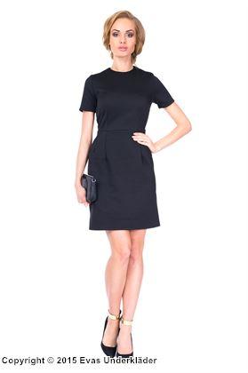 Stilren klänning, XS - 5XL